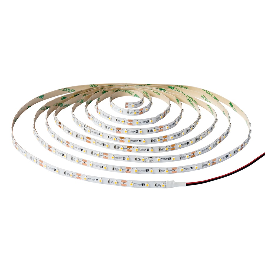 Shop armacost lighting white 60 series 984 in under for Under cabinet rope lighting