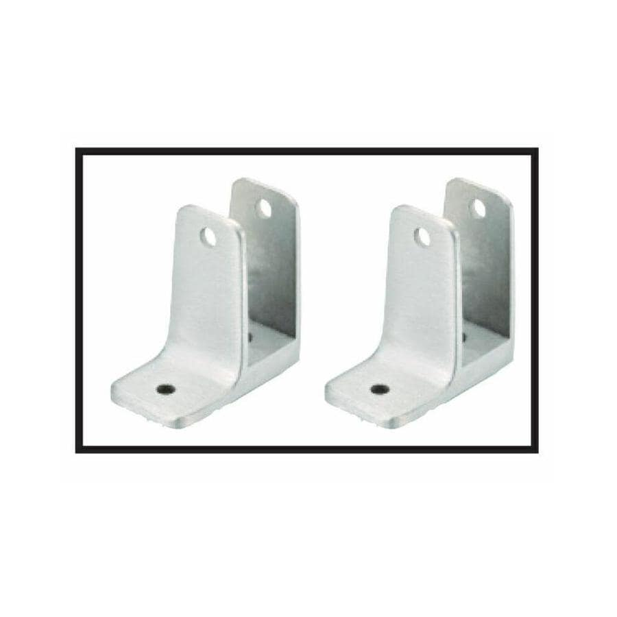 PSISC Chrome Pilaster Hardware Set