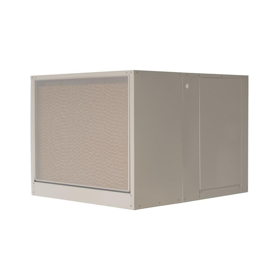 MasterCool 2300-sq ft Downdraft Evaporative Cooler (7000-CFM)