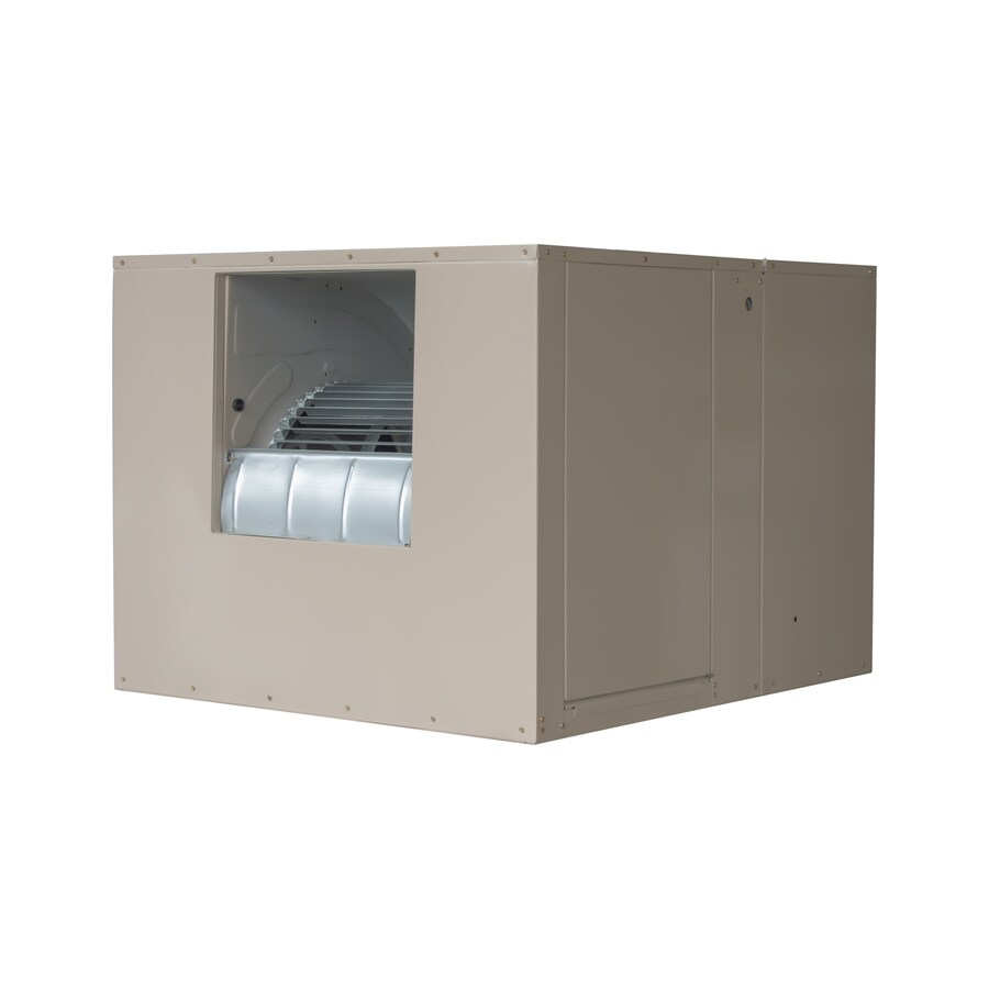 MasterCool 2,300-sq ft Direct Whole House Evaporative Cooler (7,000 CFM)