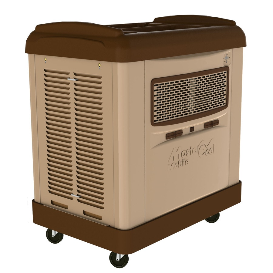 MasterCool 1,000-sq ft Direct Portable Evaporative Cooler (3000 CFM)