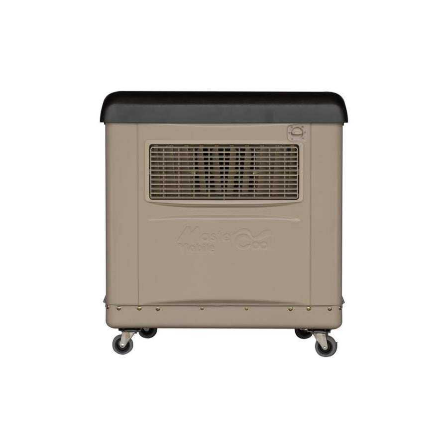 MasterCool 600-sq ft Direct Portable Evaporative Cooler (1145-CFM)