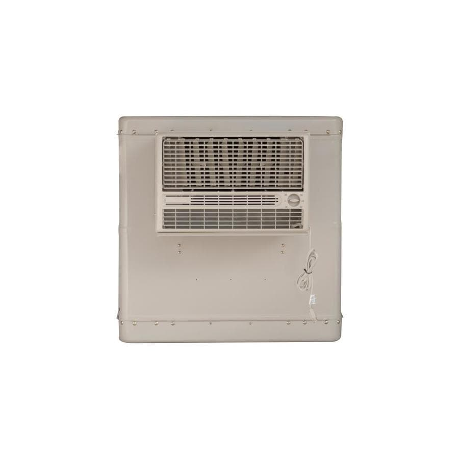 Essick Air Products 1100-sq ft Window Evaporative Cooler (4000-CFM)