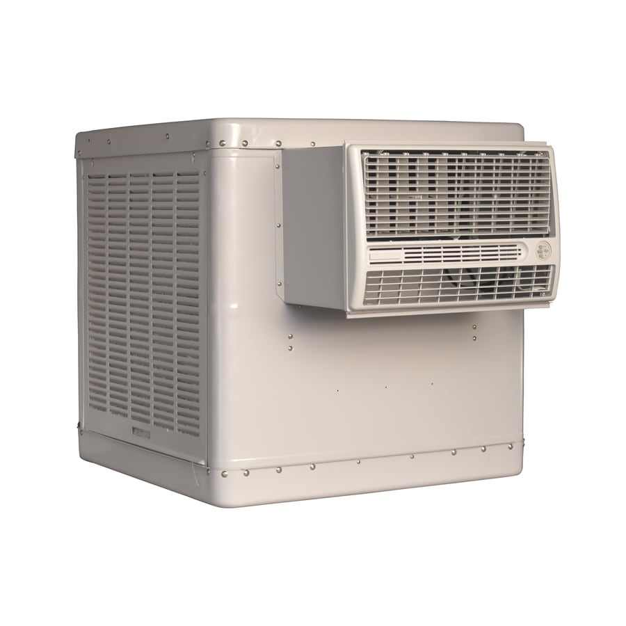 Essick Air Products 1,600-sq ft Direct Whole House Evaporative Cooler (4700 Cfm)