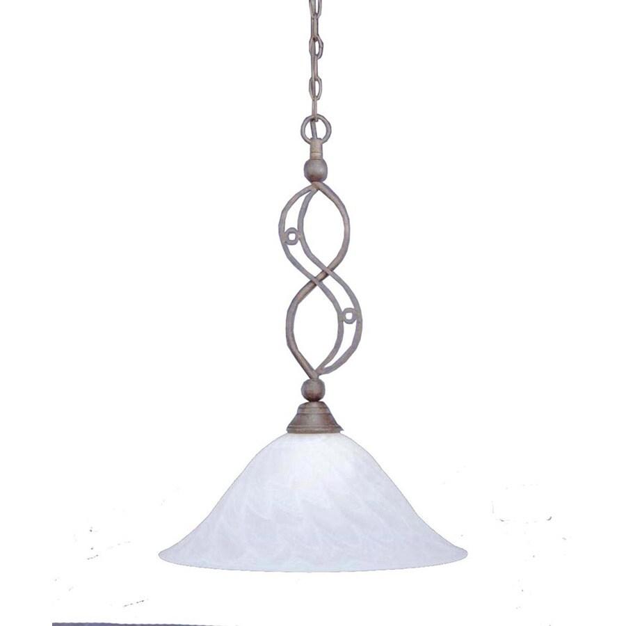 Divina 20-in Bronze Single N/A Pendant