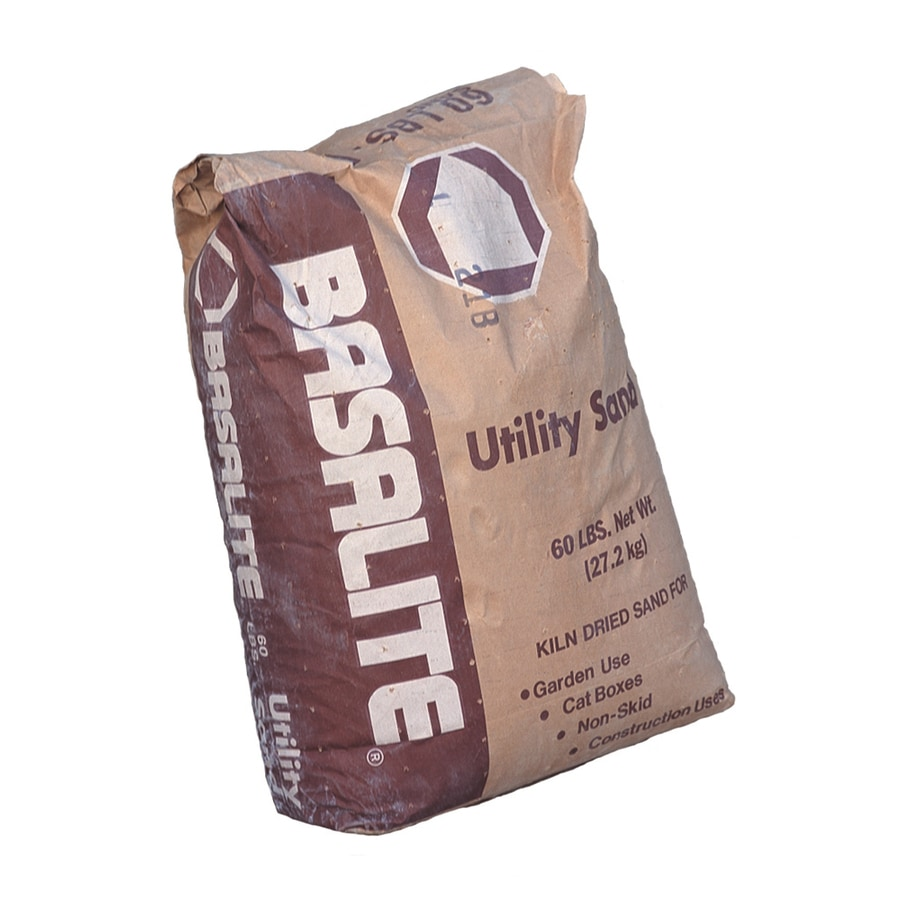 Basalite 60-lbs All-Purpose Sand