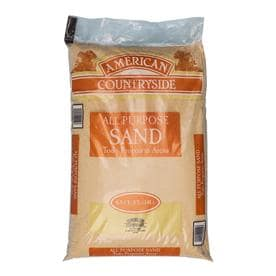 American Countryside 50 Lb All Purpose Sand