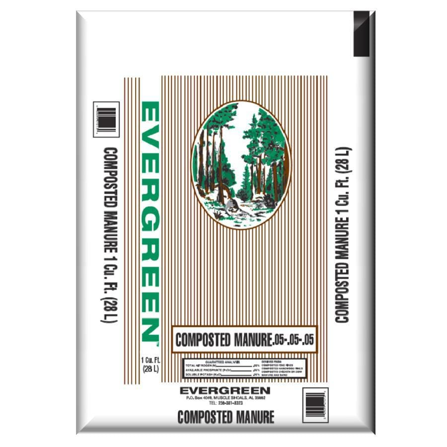American Countryside 1-cu ft Organic Compost