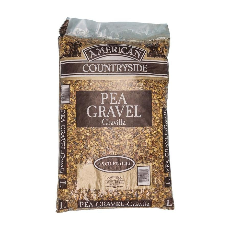 American Countryside 0.5-cu ft Pea Gravel