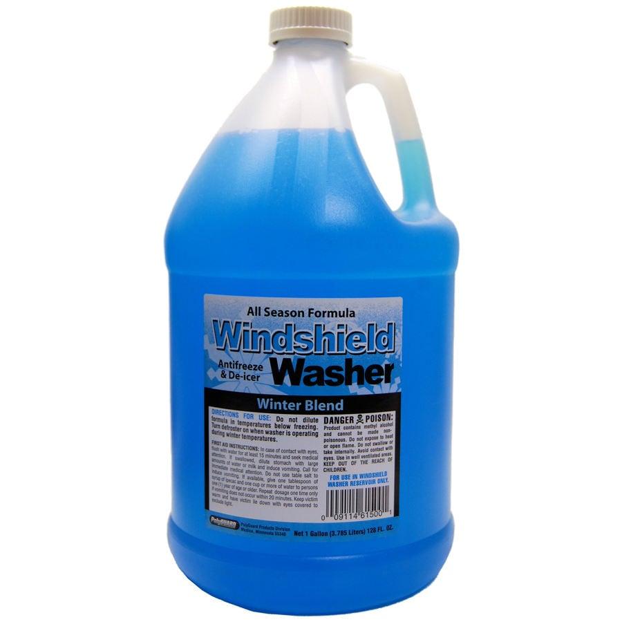 Shop Zecol 1 Gallon De Icer Windshield Washer Fluid At