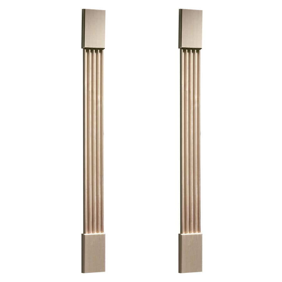 EverTrue Fireplace Pilaster