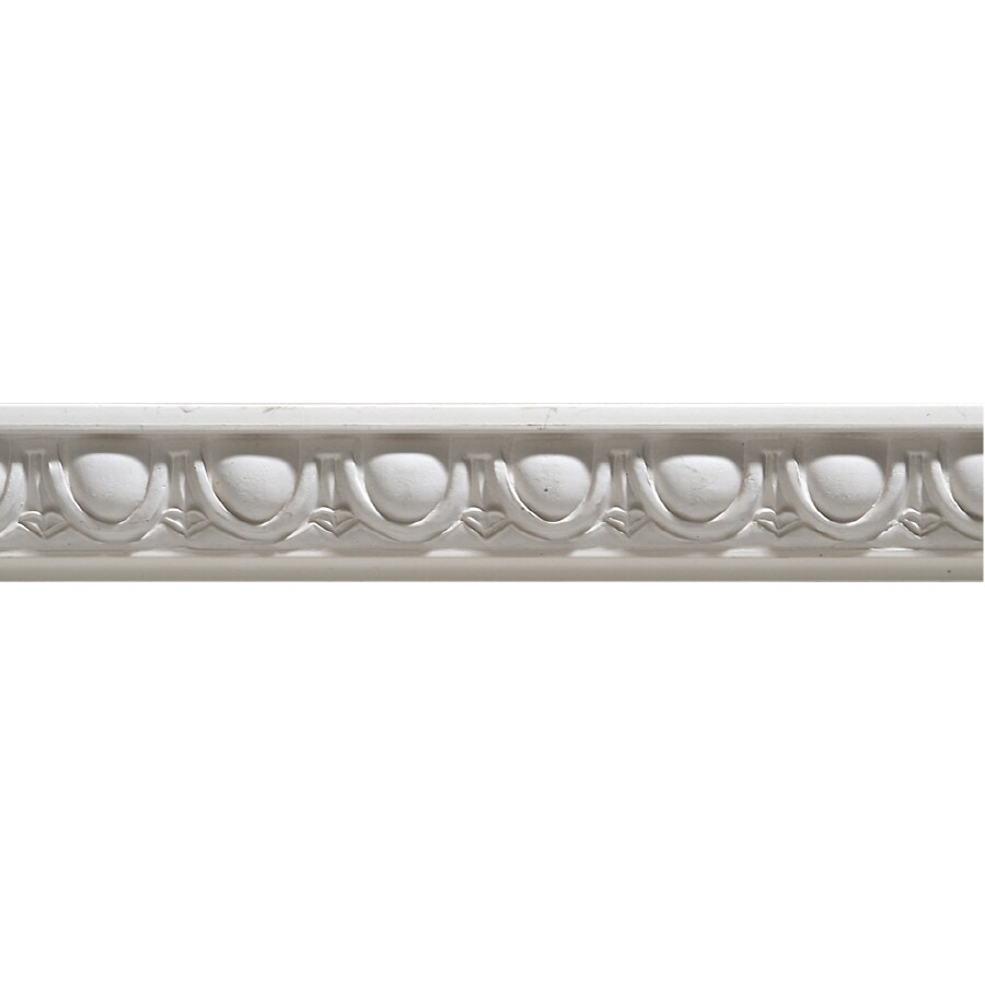 1.281-in x 8-ft Painted Moulding