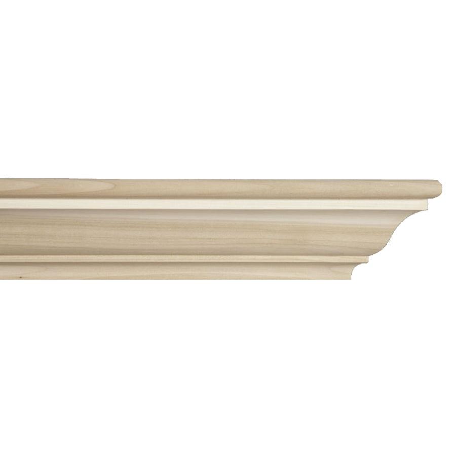 "EverTrue 60"" Paint Grade Whitewood Pinecrest Fireplace Mantel Shelf"