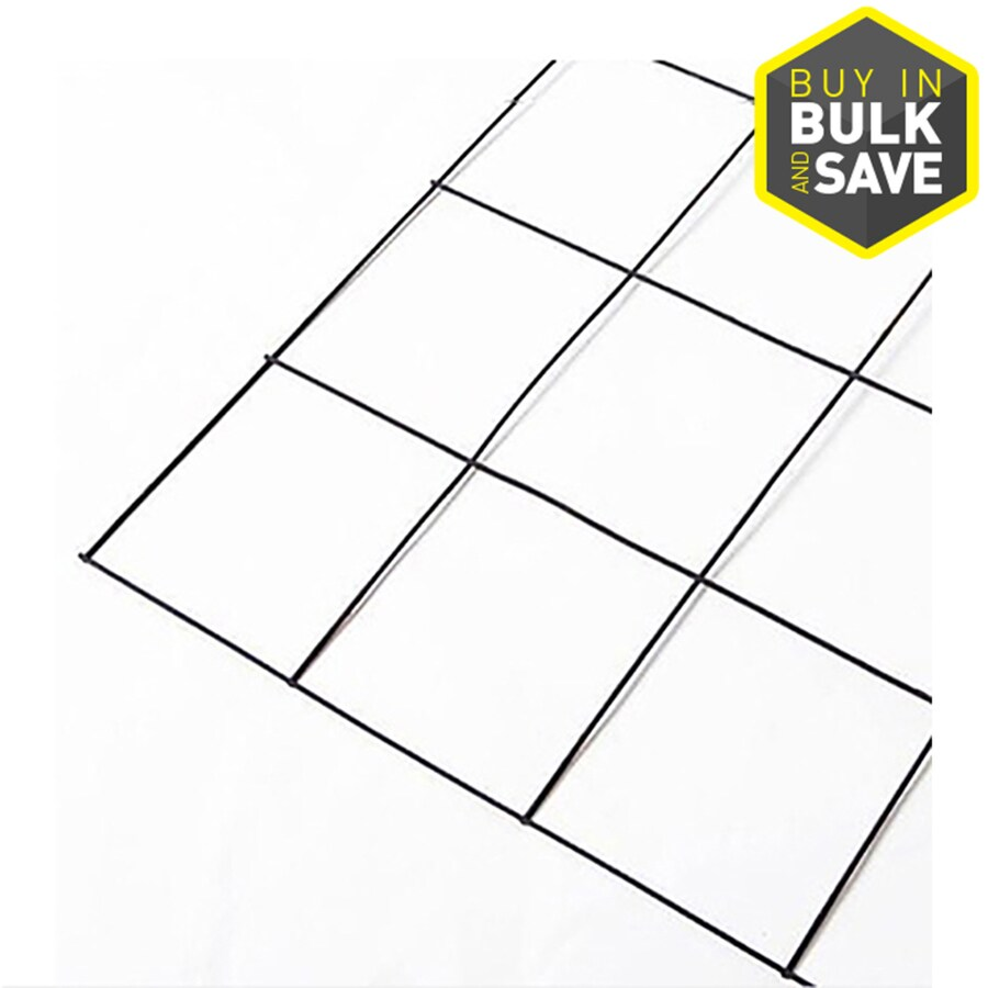 Steel Remesh Sheet (Common: 3.5-ft x 7-ft; Actual: 3.5-ft x 7-ft)