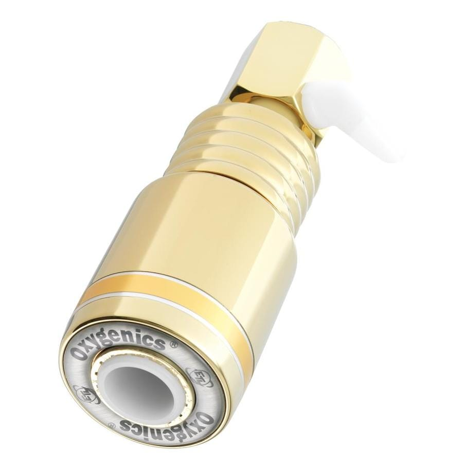 Oxygenics SkinCare Gold 1-Spray Shower Head