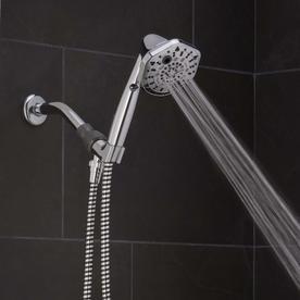 Oxygenics PowerSelect Chrome 7-Spray Handheld Shower