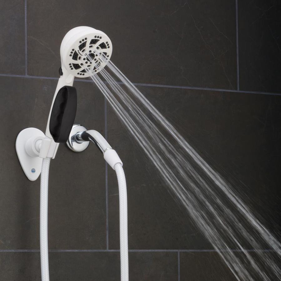 Oxygenics CareSpa White Matte 5-Spray Shower Head
