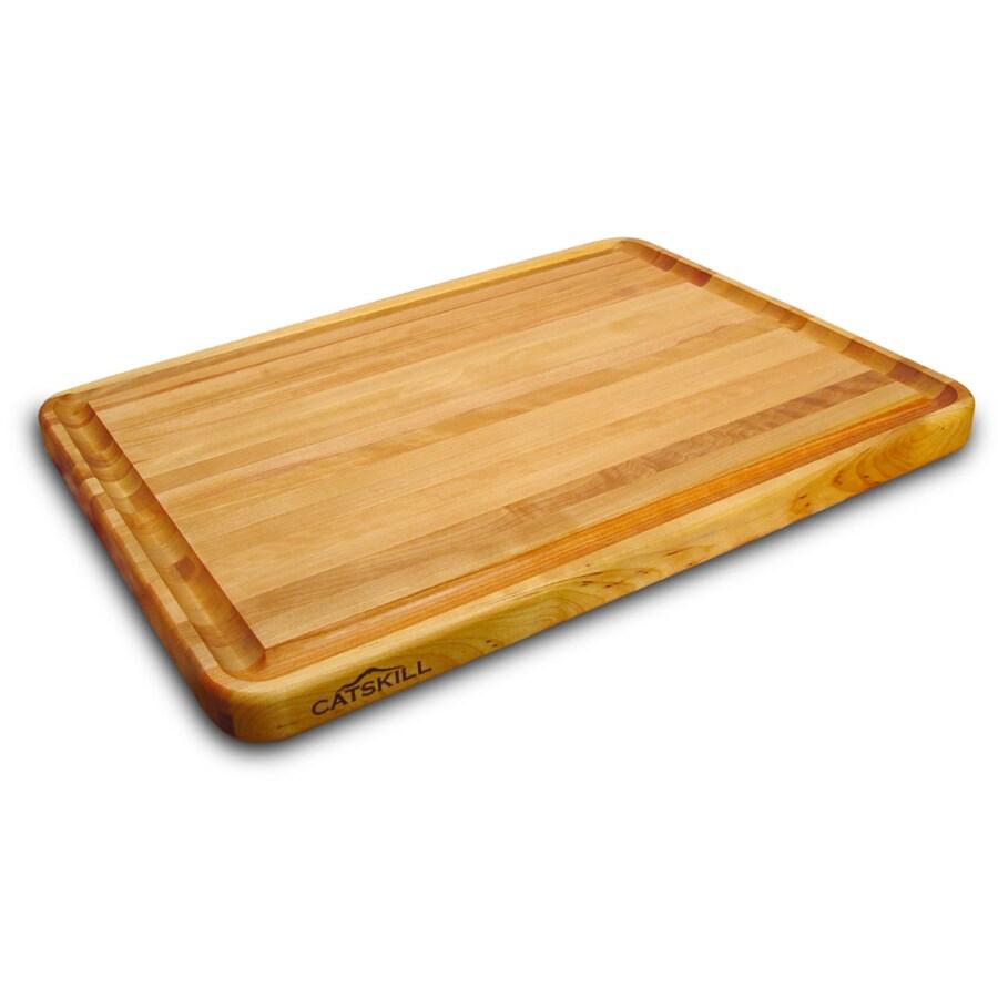 Catskill Craftsmen 1 24-in L x 18-in W Cutting Board