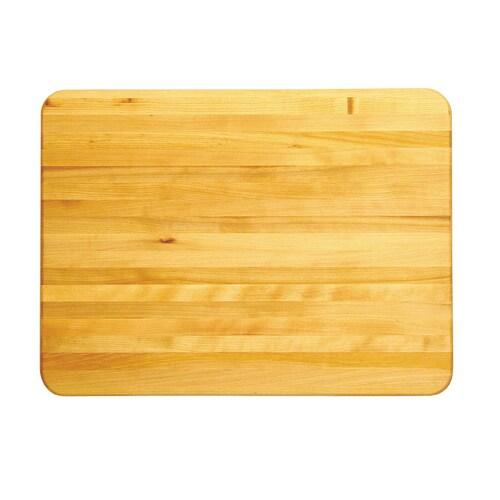 Catskill Craftsmen 23-in L x 17-in W Wood Cutting Board at Lowes.com