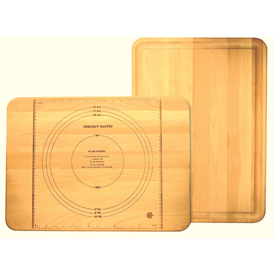 Catskill Craftsmen 22-in L x 16-in W Wood Cutting Board