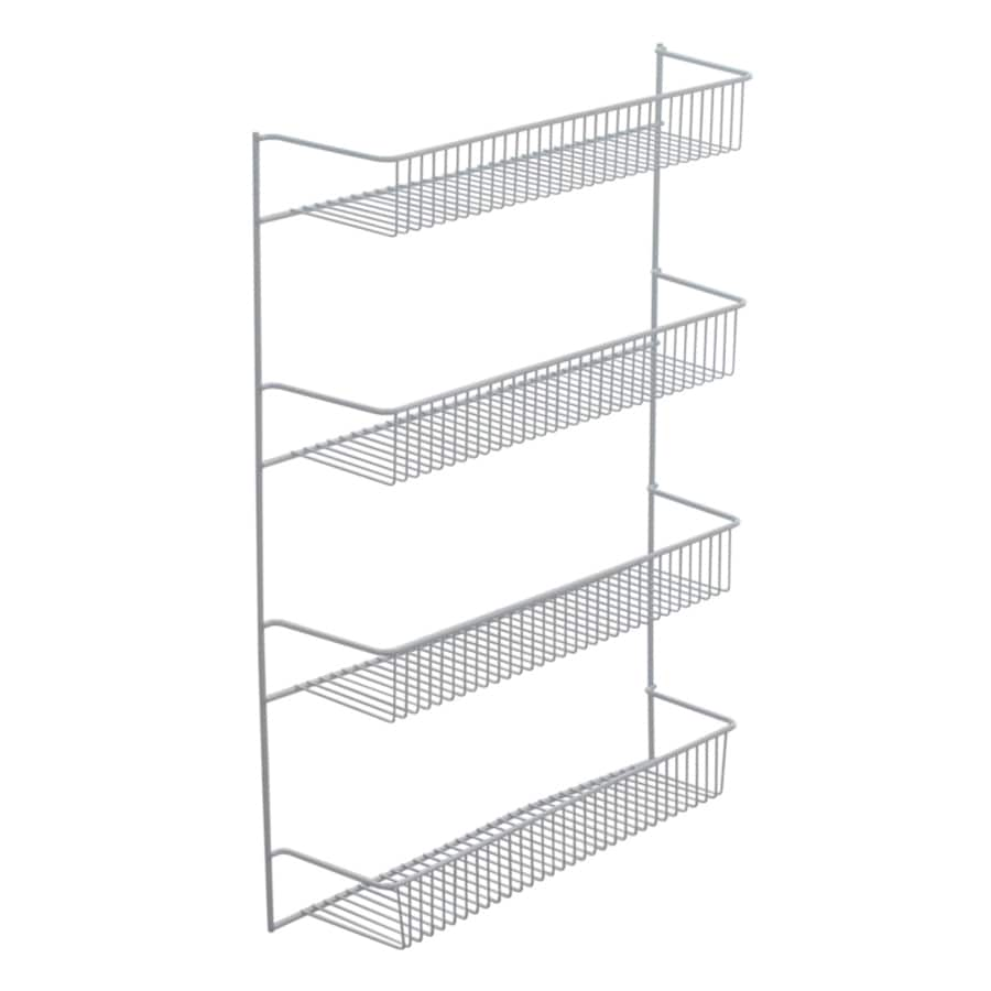 Shop Style Selections Coated Wire Shelf At Lowes Com