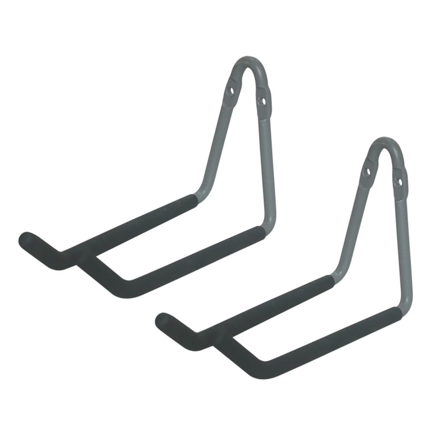 Blue Hawk 2-Pack 7-in Gray Steel Multi-Tool Hangers