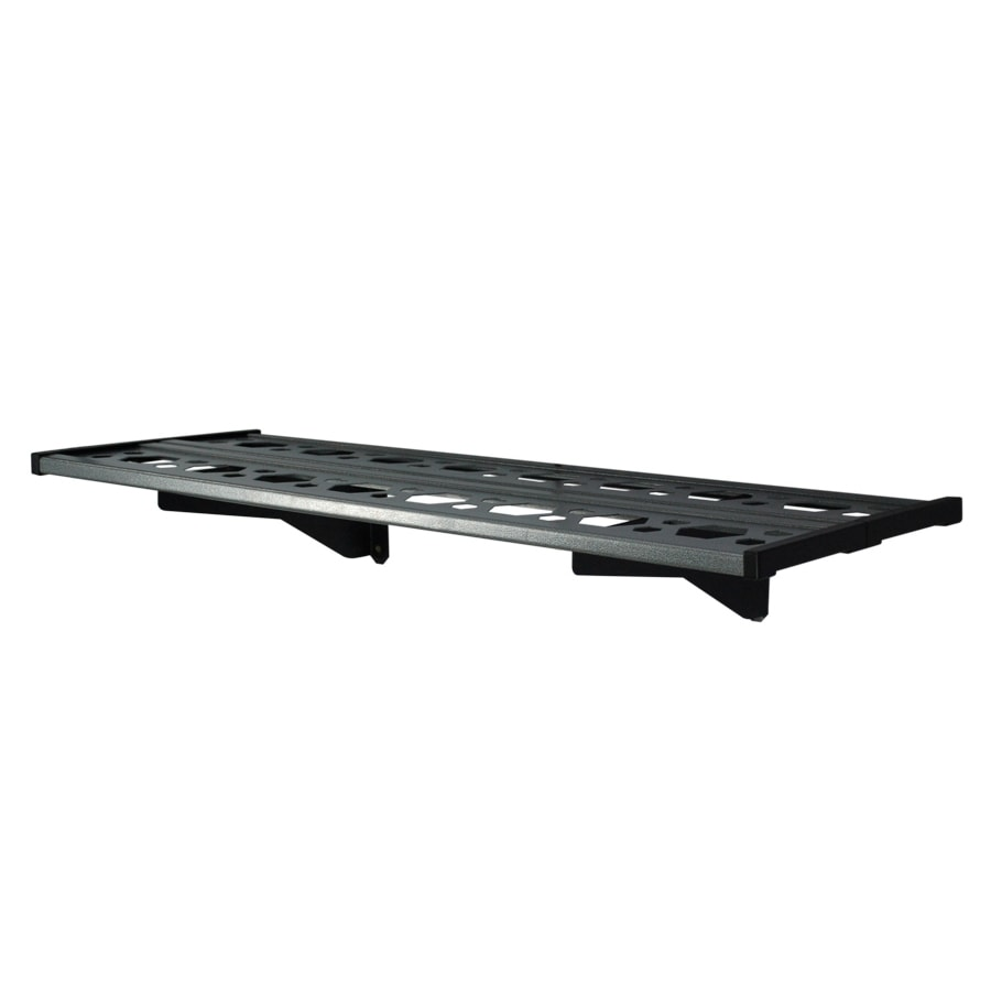 Kobalt 49-in W x 7.3-in H x 16.5-in D Steel Wall Mounted Shelving