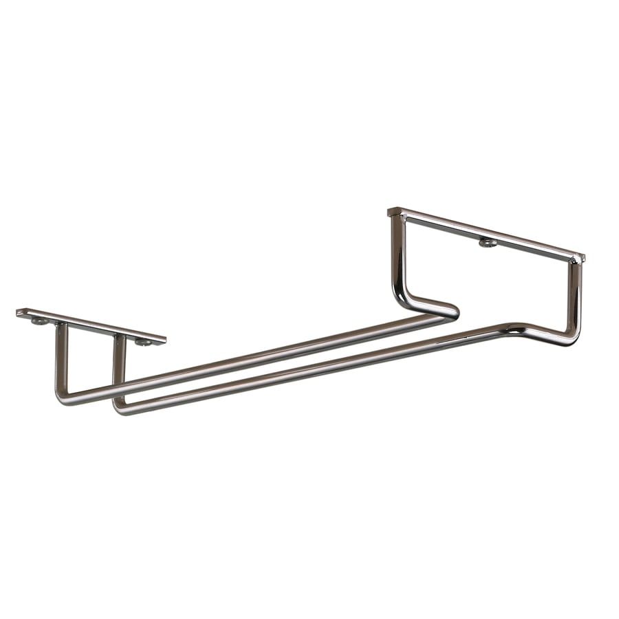 Style Selections Chrome Shelf