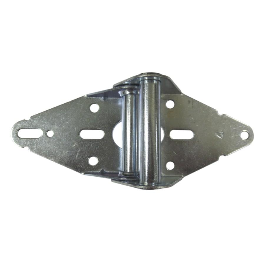 Blue Hawk 7.4-in Silver 14-Gauge Steel Garage Door Hinge #4