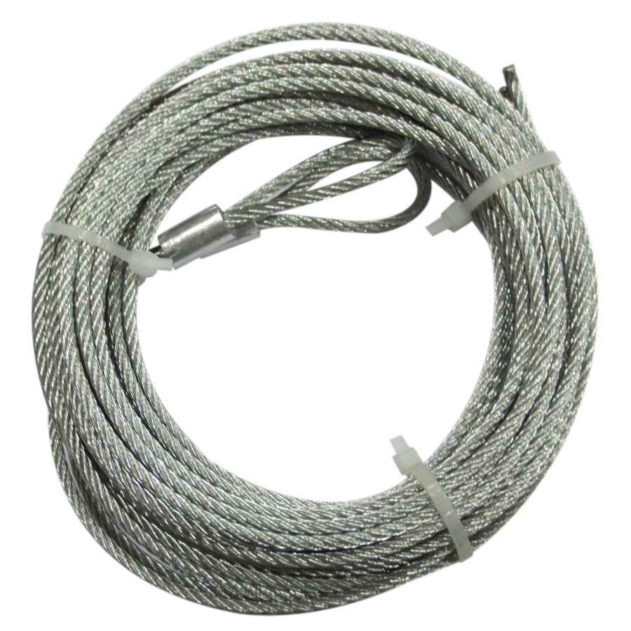Blue Hawk 157.48-in Gray 14-Gauge Steel Garage Door Spring Cable
