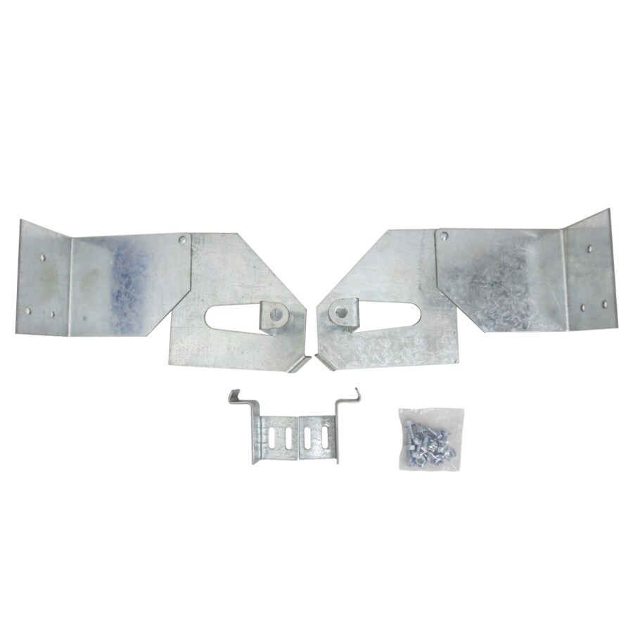 Blue Hawk 11.22-in 14-Gauge Steel Garage Door Bracket