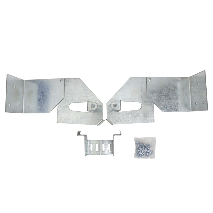 Blue Hawk 11.22-in Silver 14-Gauge Steel Garage Door Bracket