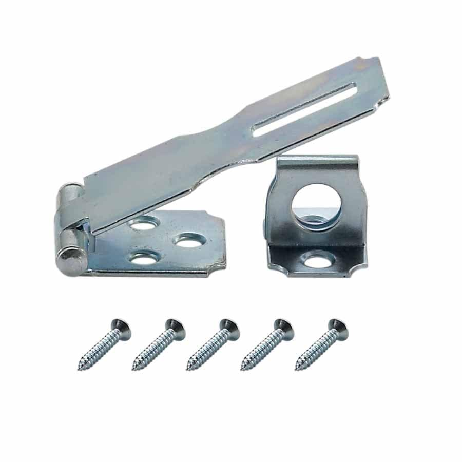 Gatehouse 2.5-in Steel Hasp