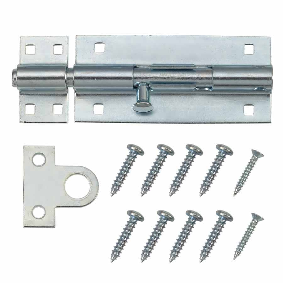Gatehouse 5-in Steel Bolt