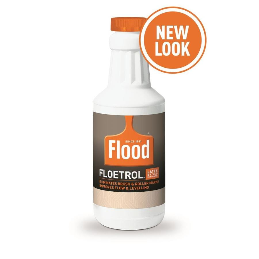 Flood Floetrol Interior Exterior Paint Conditioner Actual Net