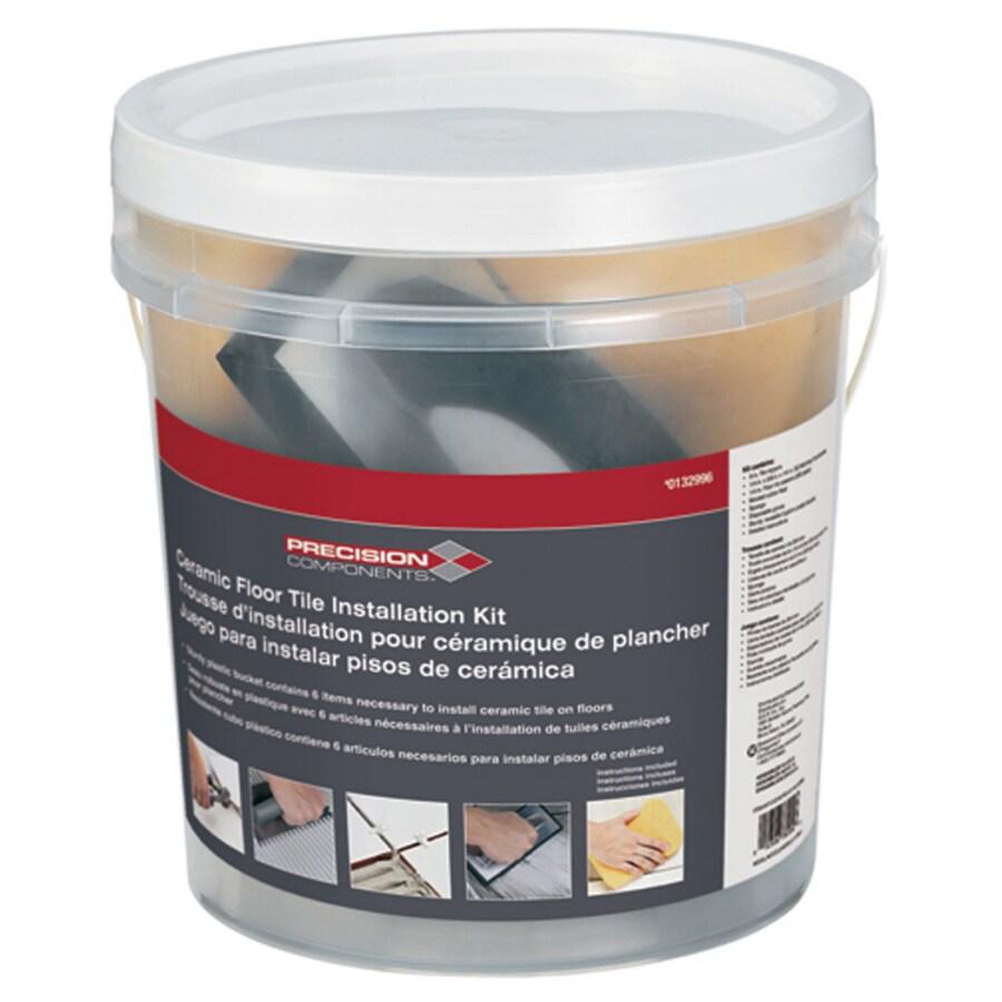 PRECISION Tile Installation Kit