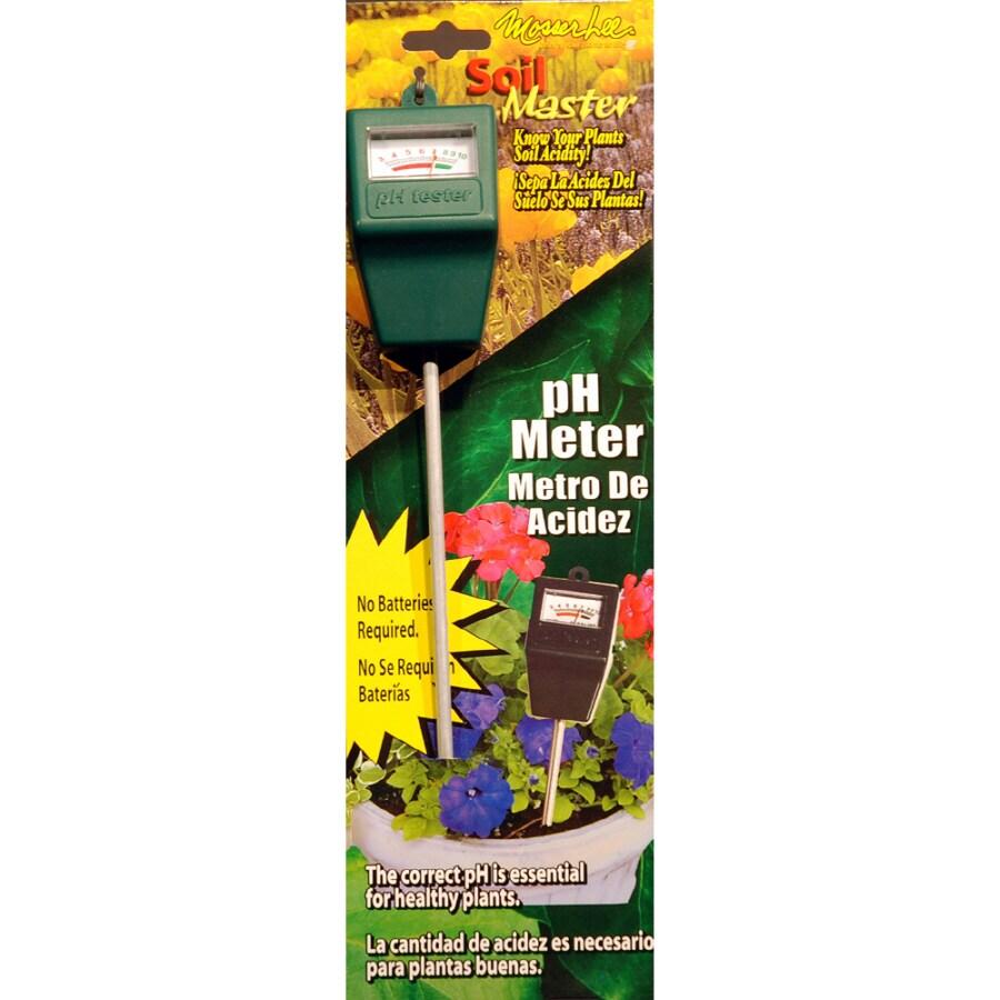 Mosser Lee Soil Master PH Meter
