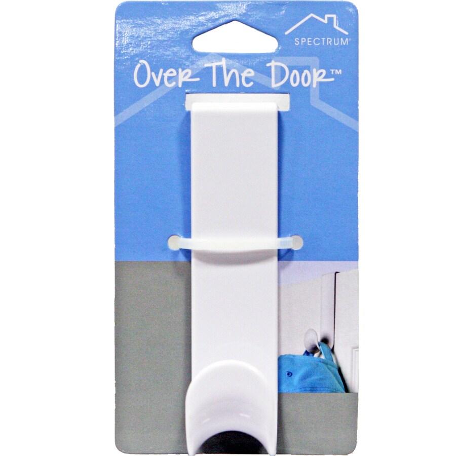 Spectrum Over-the-Door White Hook