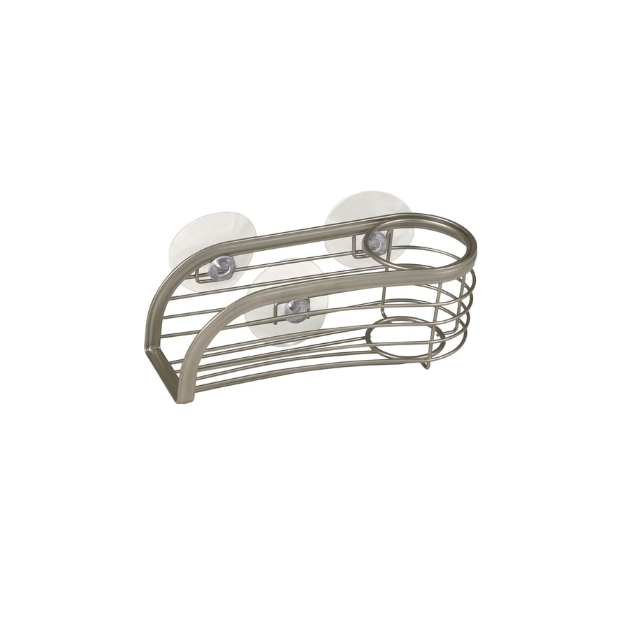 Spectrum Ashley Metal Suction Sink Caddy