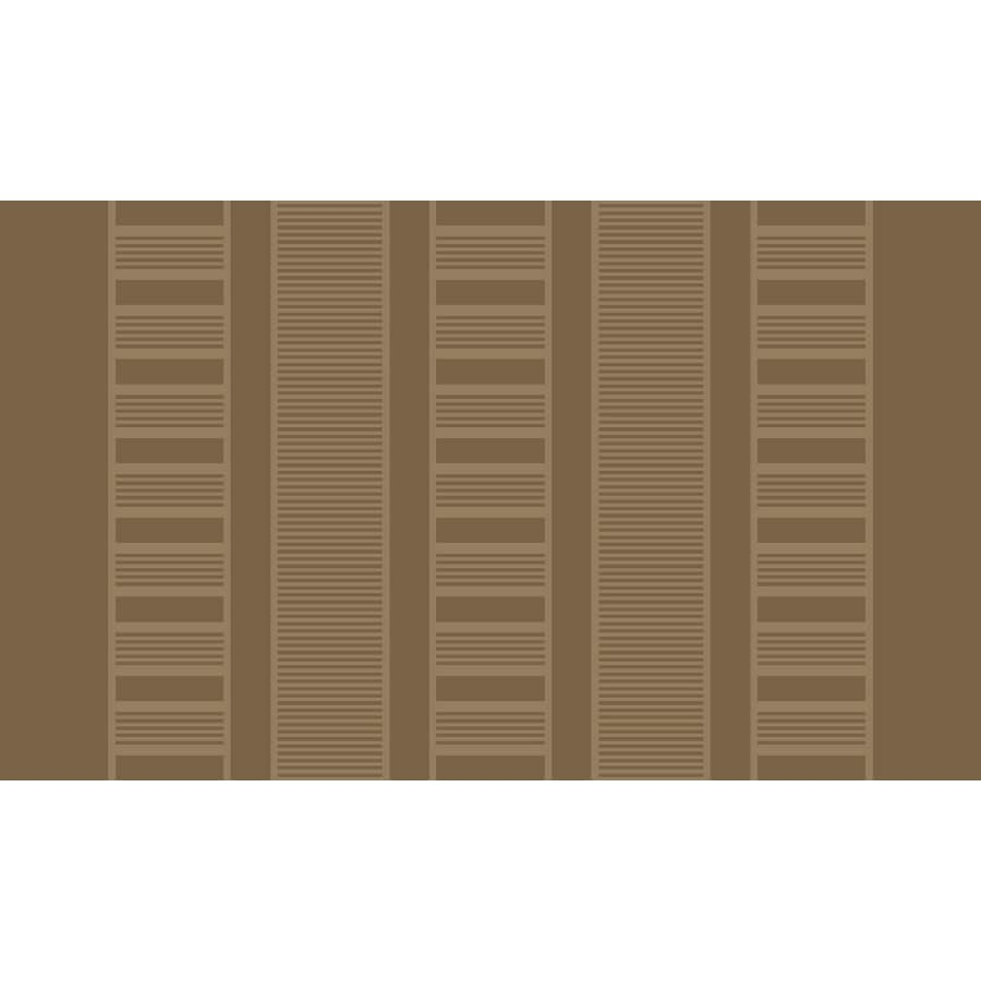 Style Selections Taupe Rectangular Indoor Tufted Throw Rug (Common: 2 x 3; Actual: 1.67-ft W x 2.83-ft L)