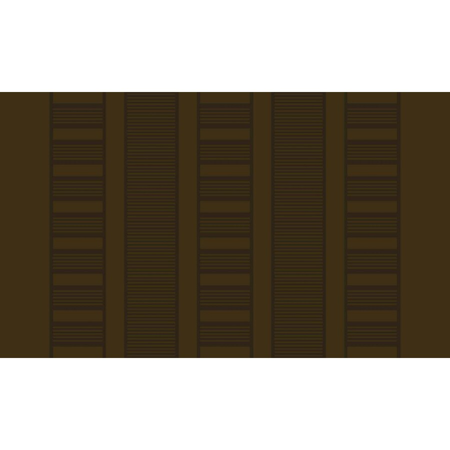 Style Selections Mocha Rectangular Indoor Tufted Throw Rug (Common: 2 x 3; Actual: 1.67-ft W x 2.83-ft L)