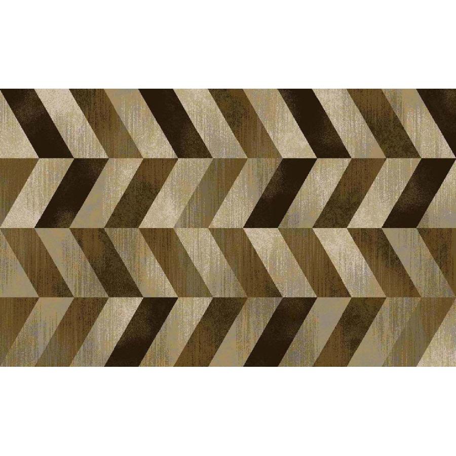 shop  x  neutral chevron accent rug at lowescom -  x  neutral chevron accent rug