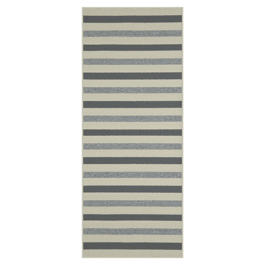 Maples Rugs Greysand Indoor Runner Common 2 X 5 Actual 2 Ft W X