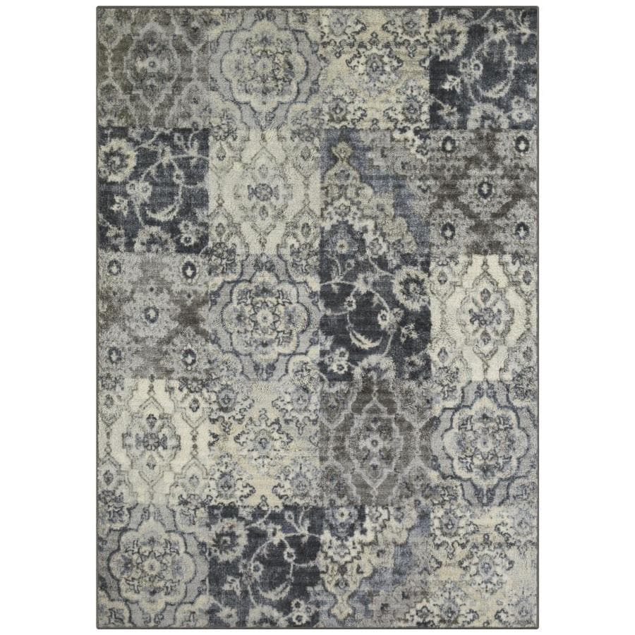 Maples Rugs Value Bay Gray Persian