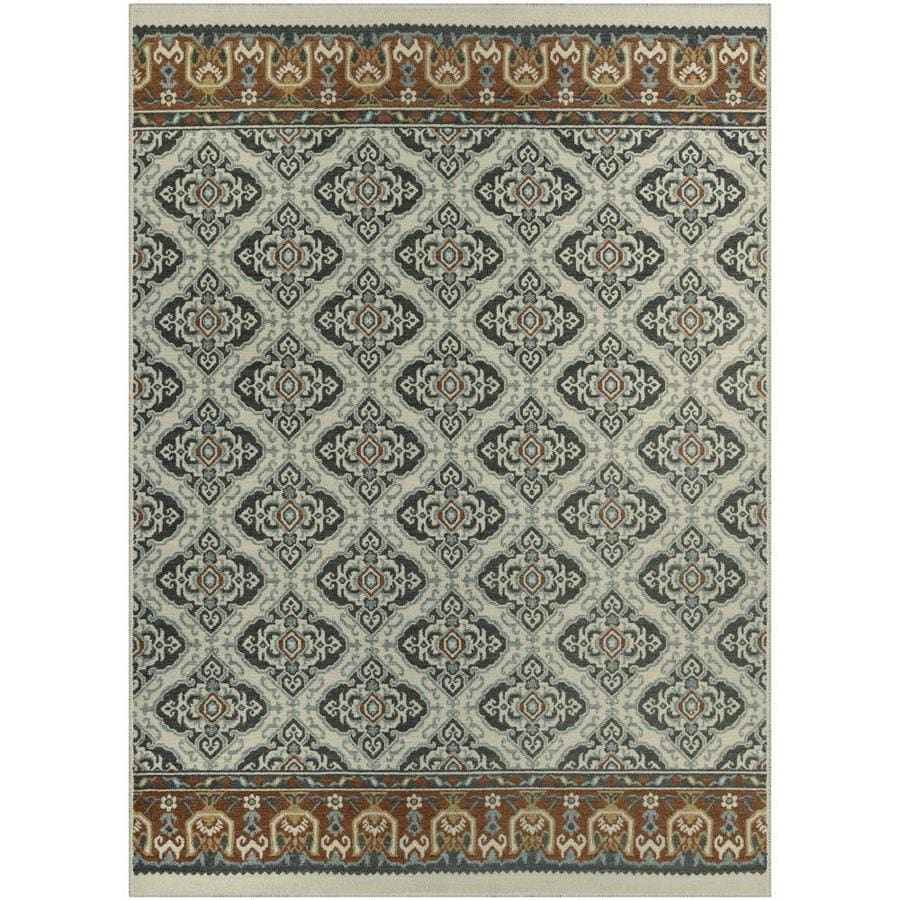 Maples Rugs Value Bay Sand Rectangular Indoor Machine-Made Moroccan Area Rug (Common: 8 x 10; Actual: 7-ft W x 10-ft L)