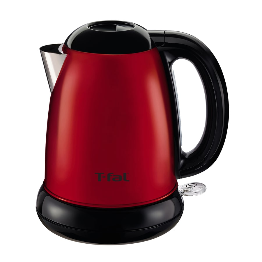 T-fal Red 8-Cup Electric Tea Kettle