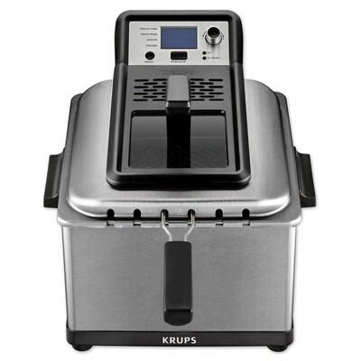 Krups Krups Kj502d51 4 5 Liter Professional Deep Fryer With