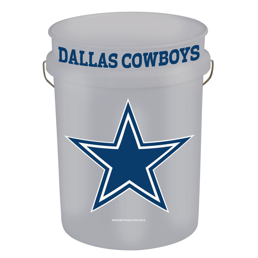 Shop WinCraft Sports Dallas Cowboys 5-Gallon Plastic
