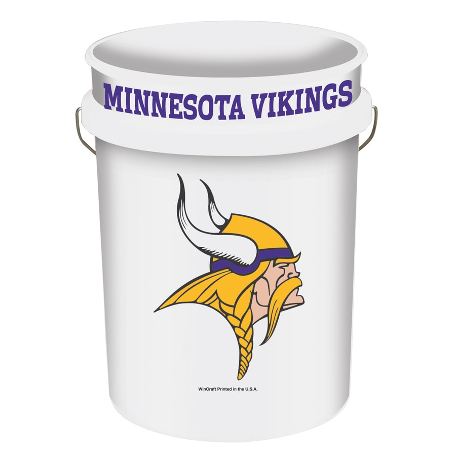 WinCraft Sports 5-Gallon Plastic Bucket