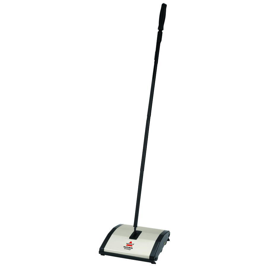 BISSELL Natural Sweep Manual Carpet and Hard Surface Floor Sweeper